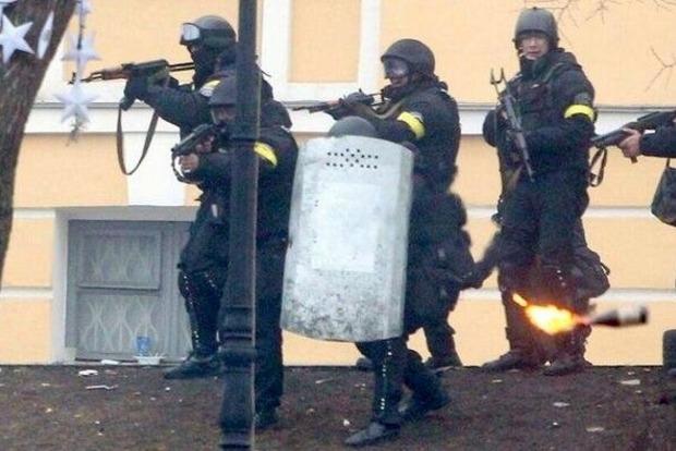 По событиям на Майдане арестованы пятеро «беркутовцев»