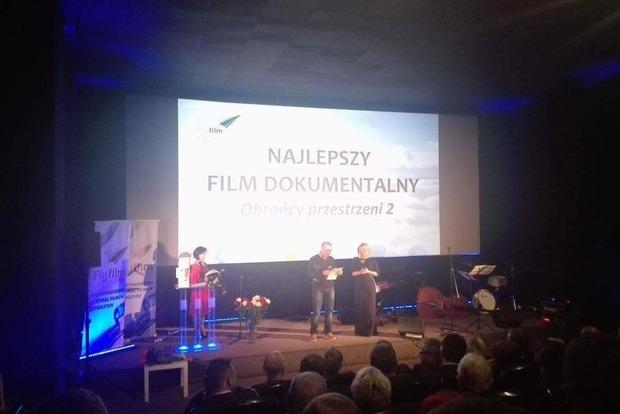 Украинский фильм «Воздушные защитники» победил на кинофестивале в Польше