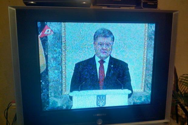 В оккупированном Донецке появился украинский телеканал