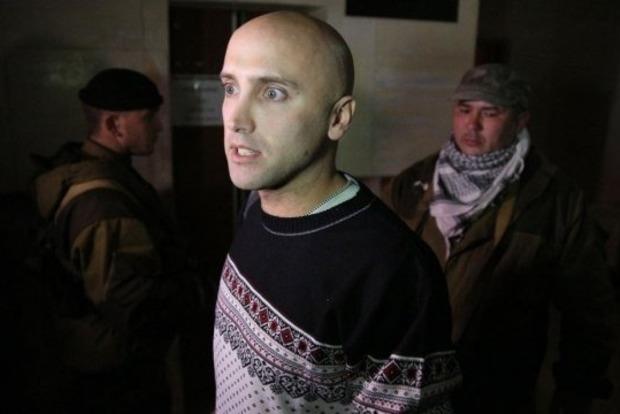 «Саша, ты фашист»: Полоумный российский пропагандист провоцировал на драку украинского посла
