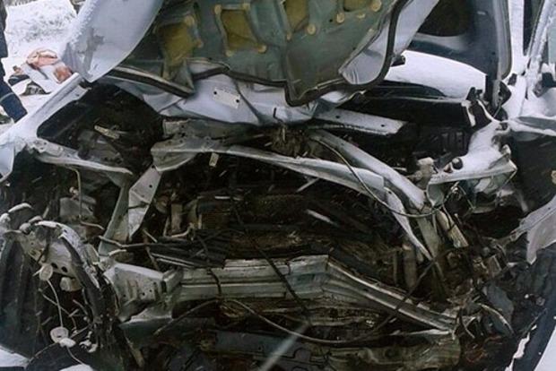 В результате ДТП на Харьковщине погибли три человека