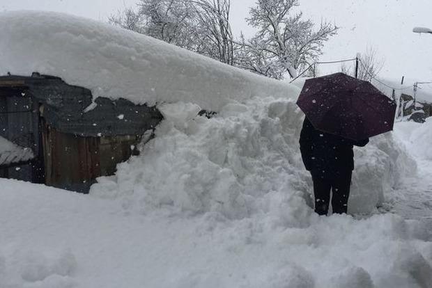 МИД: Украинцев не было в итальянском отеле, накрытом снежной лавиной
