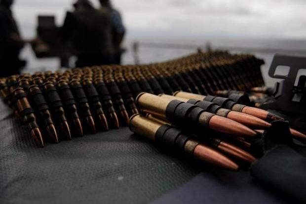 В Днепре найден крупный склад оружия и боеприпасов