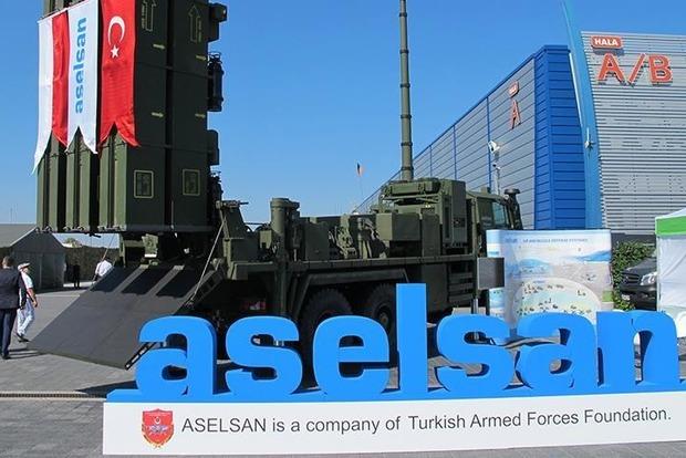 Турция поставит Украине системы связи насумму неменее 1 млрд