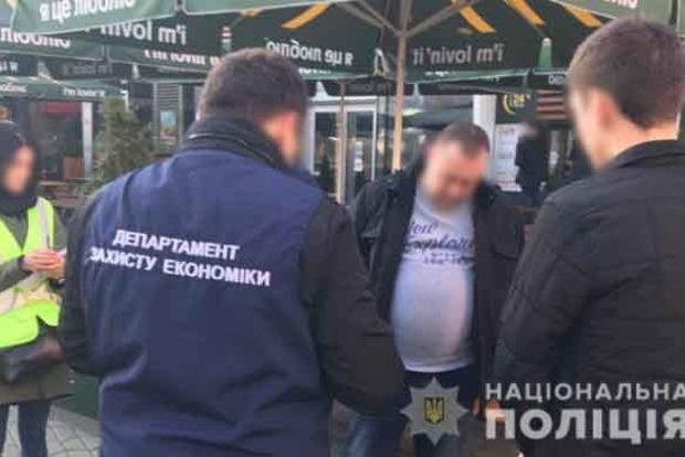 Чиновников «Киевтранспарксервиса» поймали на взятке