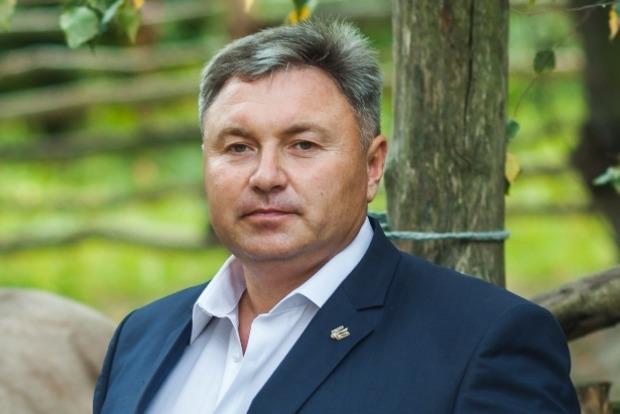 Юрий Гарбуз возглавил Луганскую область