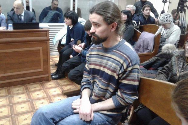 Подсудимый екс-беркутовец назвал прокурора бараном. Подробности заседания