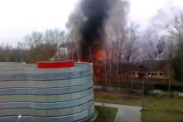 На заброшенном складе боеприпасов прогремел взрыв, есть погибшие