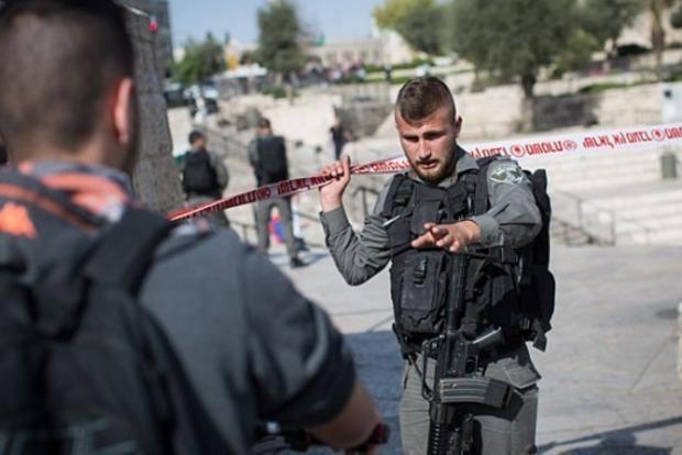 Стрельба на Храмовой горе в Иерусалиме: опубликовано видео