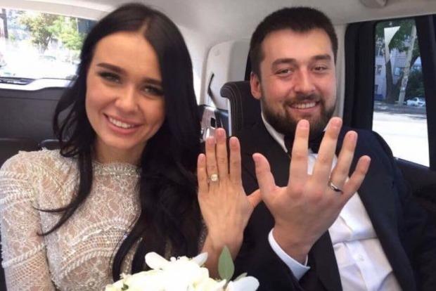 Тайная свадьба сына Луценко. Появились фото с церемонии