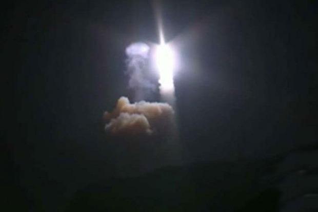 США второй раз за неделю провели пуск баллистической ракеты Minuteman