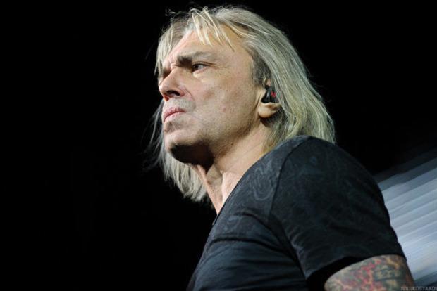 Лидер российской рок-группы Алиса угодил в Чистилище
