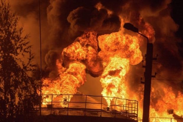 «БРСМ-Нефть»: что скрывается в пламени пожара?