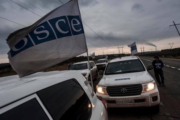 Обострение на Донбассе: ОБСЕ сообщила о свыше 300 взрывах за неделю