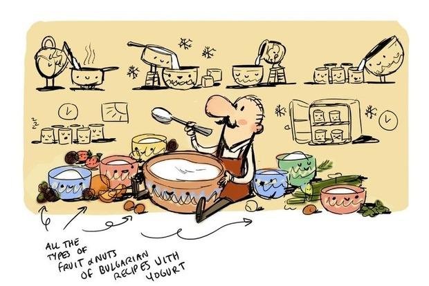 Кто такой Стамен Григоров и почему Google посвятил ему новый дудл с йогуртом