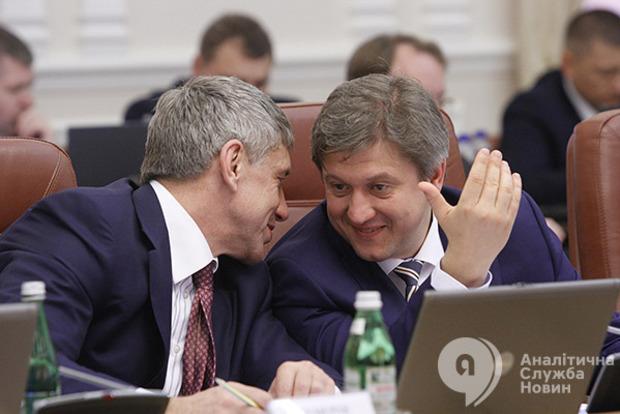 Генпрокуратура закрыла уголовное дело в отношении Данилюка
