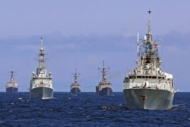 Россия проводит учения по уничтожению кораблей НАТО