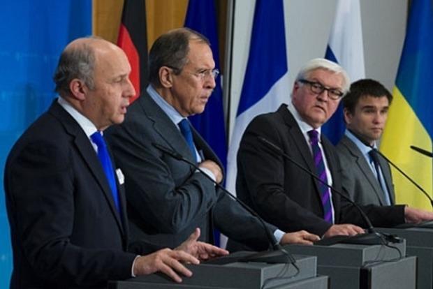 В Минске проходит встреча внешнеполитических советников глав государств Нормандской четверки