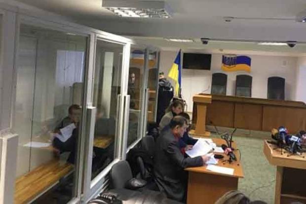 Сына нардепа Попова осудили на 5 лет условно за разбойное нападение