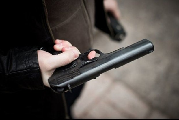 Под Винницей застрелился сотрудник полиции