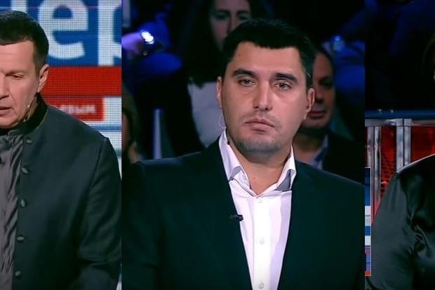 «Я бред ваш долго уже слушаю»: Российский пропагандист на росТВ публично унизил экс-регионалов