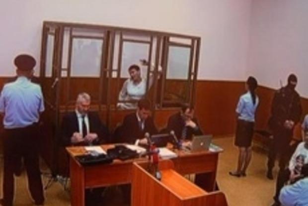Суд отказал Савченко в допросе на детекторе лжи