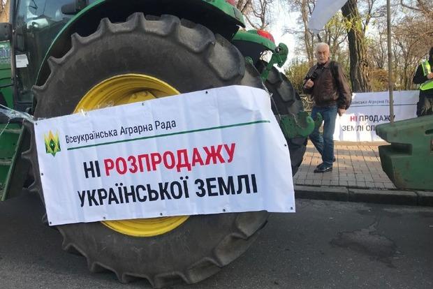 Большинство украинцев - за мораторий на продажу земли