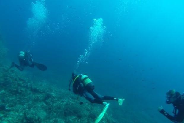 Археологи нашли уникальное «подводное» кладбище