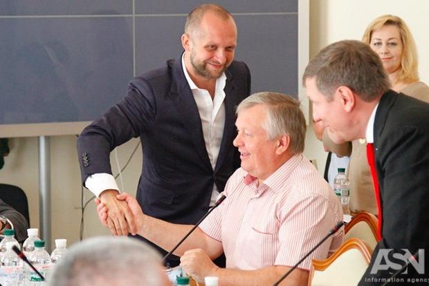 Суд взыскал с Полякова 304 тыс. грн залога и назначил новый в размере 608 тыс. грн
