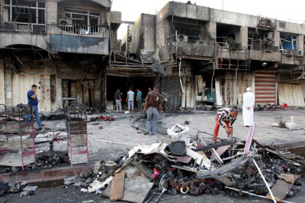 Теракт в Багдаде: количество пострадавших растет