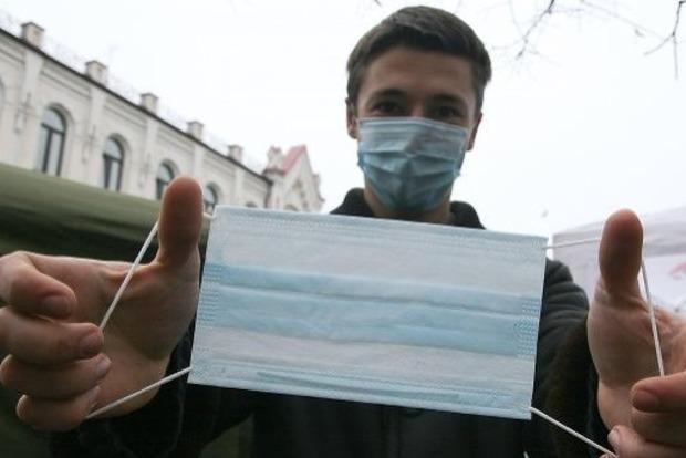 Эпидпорог по гриппу в Киеве превышен на 50%