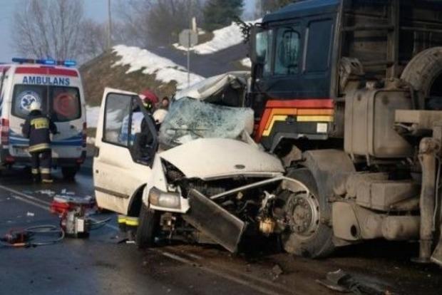 Авария в Польше: МИД подтверждает гибель двоих заробитчан