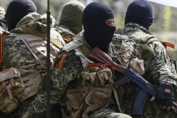 ДРГ боевиков четыре раза пытались проникнуть в тыл сил АТО