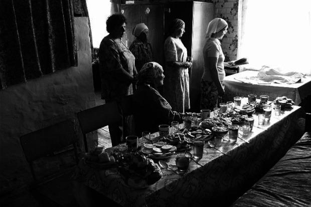 В российском селе поминки переросли в массовую драку со стрельбой