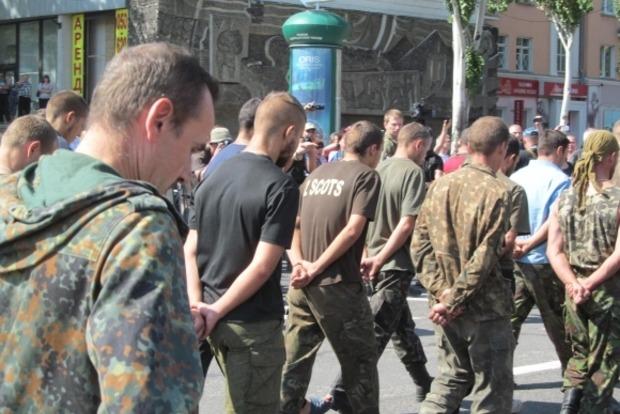 СБУ: В плену боевиков пребывают 138 украинцев