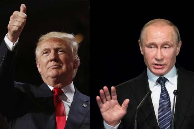 Сегодня Путин и Трамп поговорят по телефону