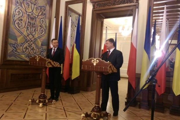 Украина получит 100 миллионов евро на совместные с Польшей пункты пропуска