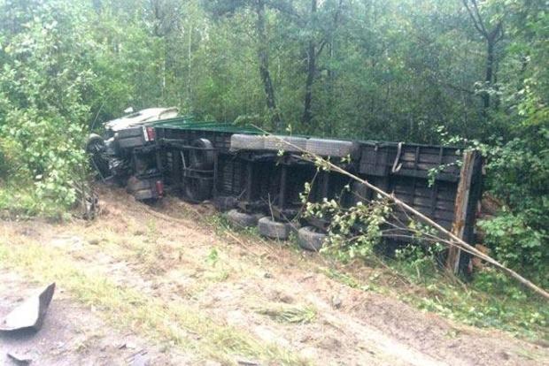 В Ровенской области в результате страшного ДТП погибли четыре человека