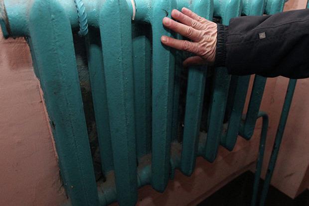Гройсман, согрей! Центр Киева перекрыли замерзающие жильцы