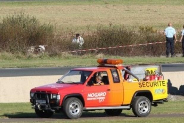 Во Франции в результате крушения небольшого самолета погиб человек
