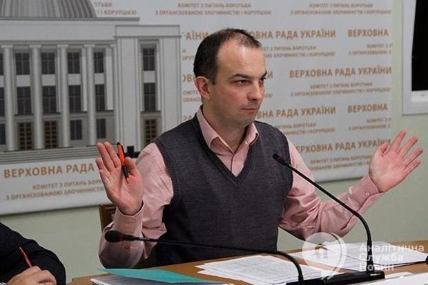 В Раде потребовали срочного расследования заявления главы финотдела НАПК