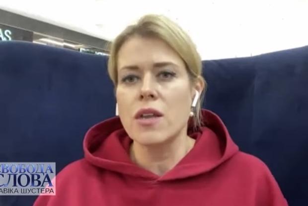 Вот такие вот сябры. Белорусская оппозиционерка отказалась признать российскую оккупацию Крыма