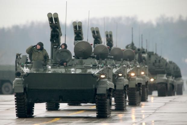 SIPRI: Россия в 2016 году значительно увеличила военные расходы
