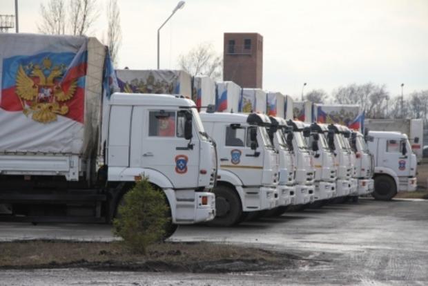Завтра Россия отправляет очередной «гуманитарный конвой»