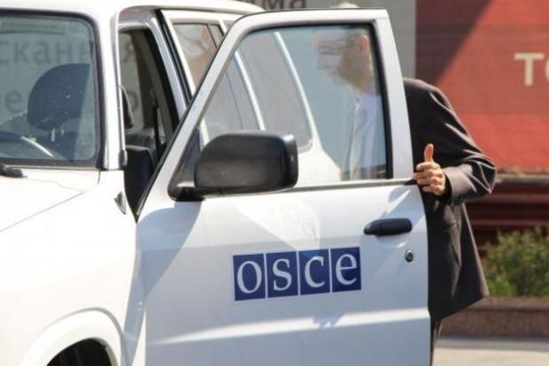 Мощный взрыв прогремел возле патруля ОБСЕ в «ЛНР»