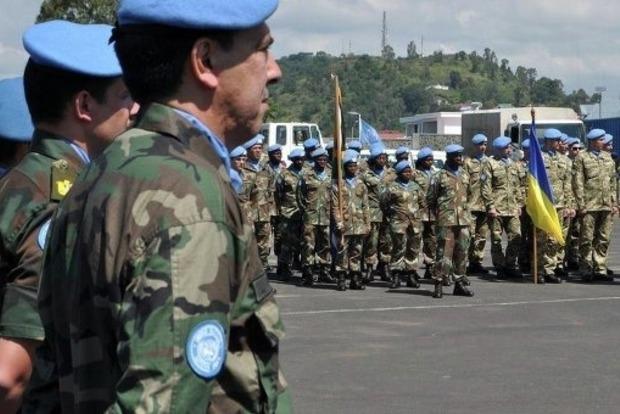 Миротворцы зайдут на Донбасс до конца 2018 года