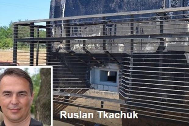 На Луганщине зафиксировали передвижение тяжелой техники