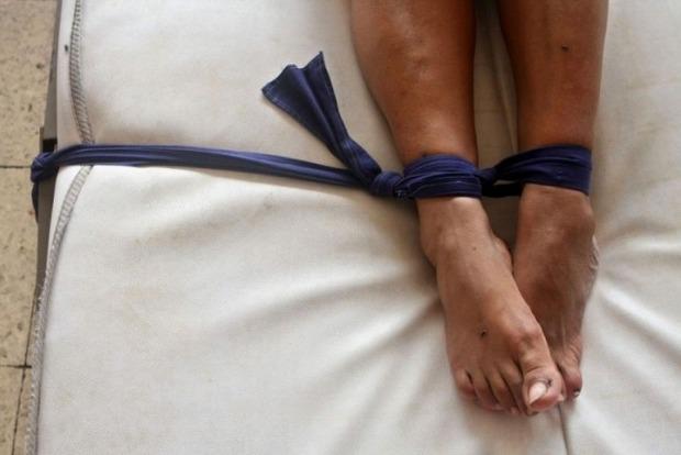 В Кении пациенты психбольницы сбежали во время забастовки медработников
