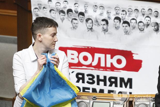 Генпрокуратура сама уничтожила доказательства вины Савченко – политолог