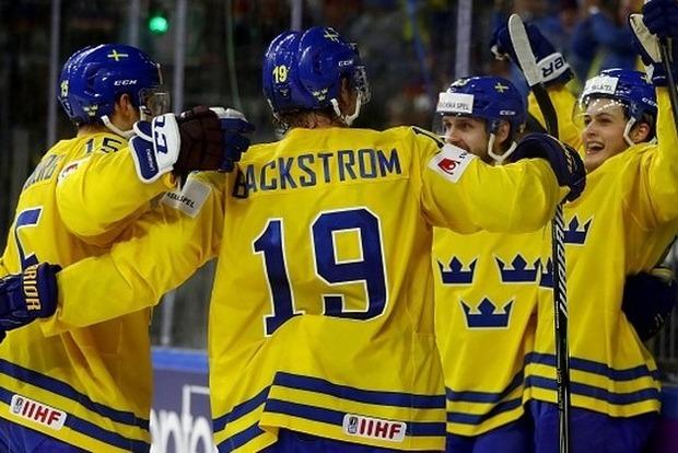 ЧМ-2017. Швеция разгромила Финляндию в полуфинале